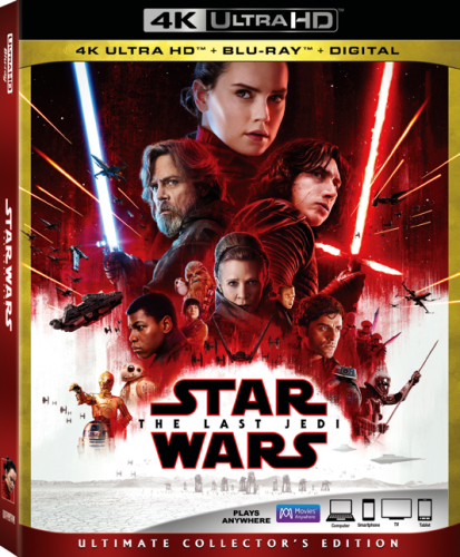 Star Wars:The Last Jedi is Out and My Favorite Thus Far
