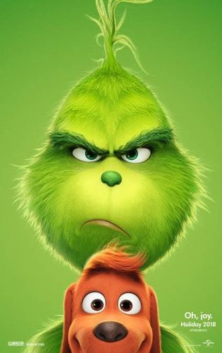 Illumination is Bringing Dr. Seuss' The Grinch to Theaters #TheGrinch