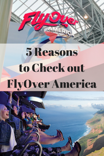 5 Reasons to Check out FlyOver America