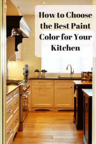 How to Choose the Best Paint Color for Your Kitchen