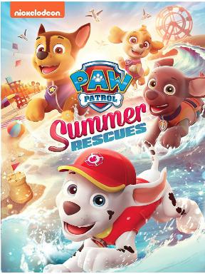 """PAW Patrol: Summer Rescues"""