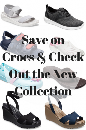 Save on Crocs & Check Out the New Collection