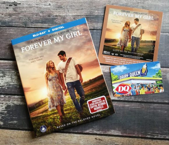 Having a Girl's Night In With Forever My Girl #ForeverMyGirl (& Giveaway Ends 5/4)
