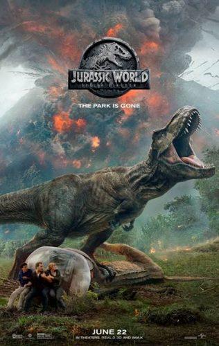 """Jurassic World: Fallen Kingdom"" Trailer #JurassicWorld #FallenKingdom"