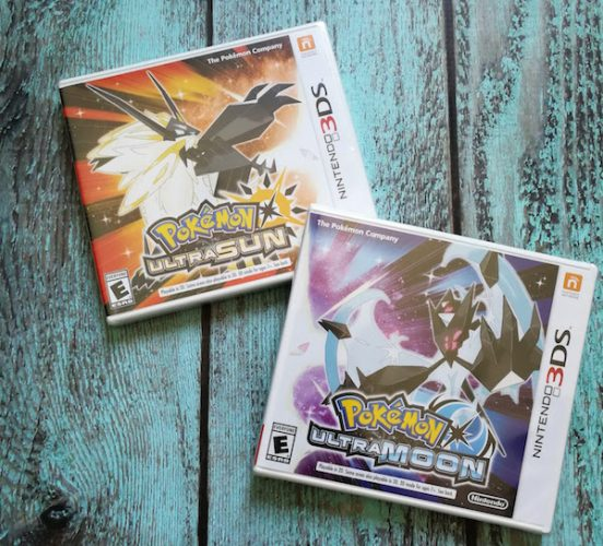 How to add Legendary Pokémon to Your Pokemon Games #BeLegendary (& Giveaway Ends 5/25)