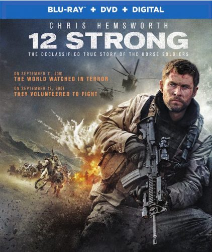 """""""12 Strong"""" DVD"""