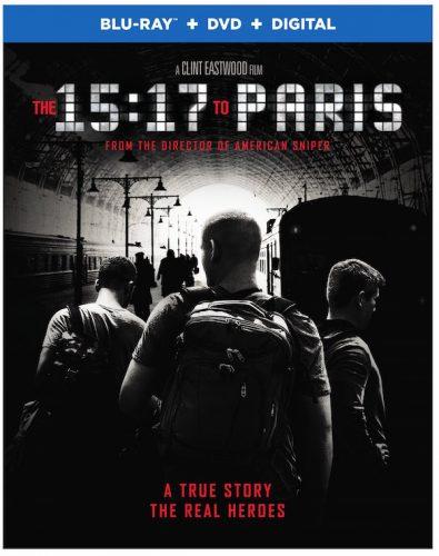"""""""15:17 To Paris"""""""