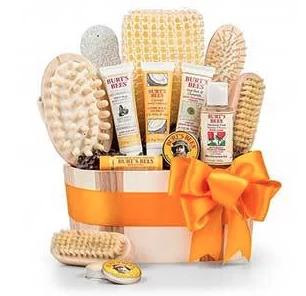 Pampered Burt's Bees Spa Gift Basket Giveaway (Ends 5/25)