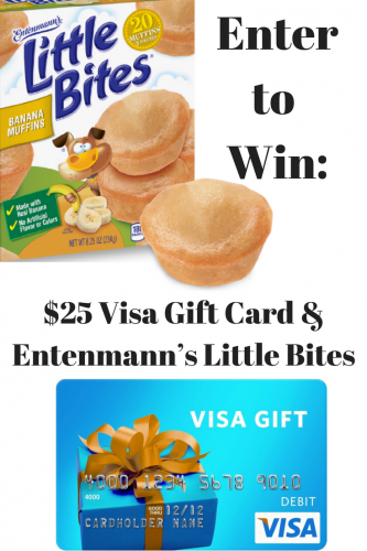 Getting Your Banana Fix From Entenmann's® Little Bites® #LoveLittleBites #LittleBitesBanana