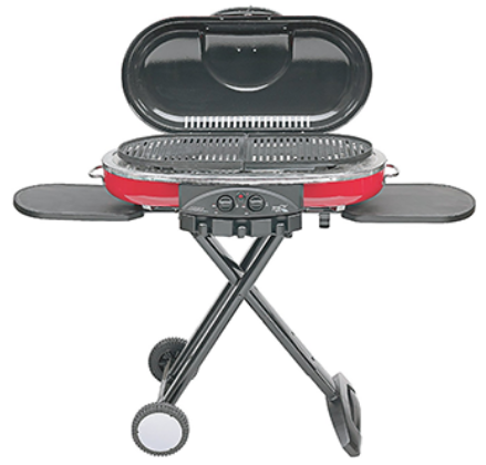 Just Free Stuff Coleman Grill Giveaway