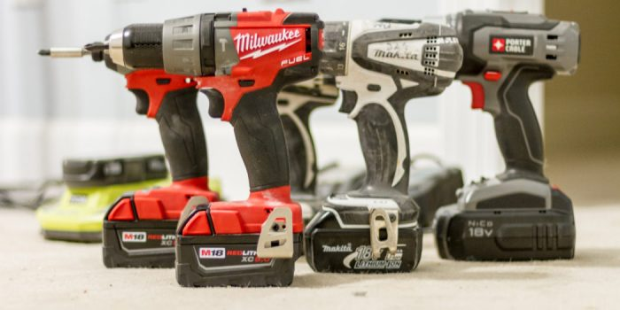 Factors to Consider When Choosing Between Corded and a Cordless Drill