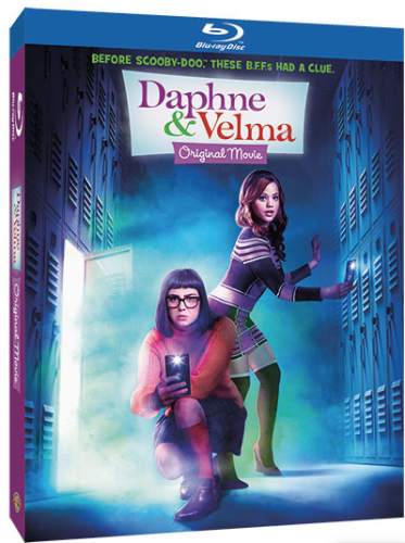 """Before the Scooby Gang There was BFFs """"Daphne and Velma""""  #DaphneVelma"""