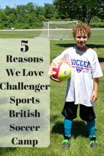 5 Reasons We Love Challenger Sports British Soccer Camp