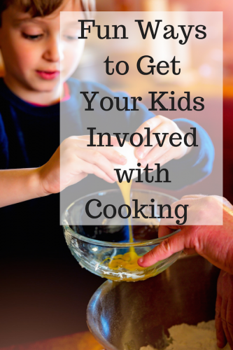 Fun Ways to Get Your Kids Involved with Cooking