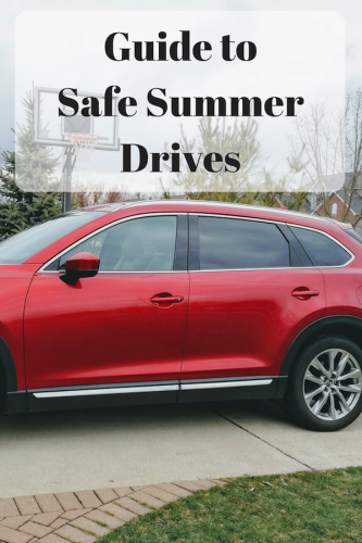 Guide to Safe Summer Drives