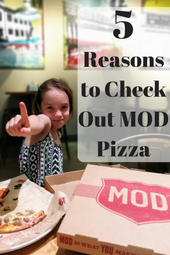 5 Reasons to Check Out MOD Pizza (& Giveaway Ends 6/22)