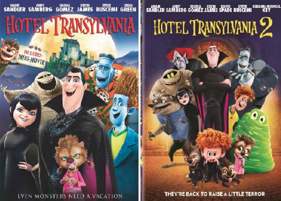 2 Ways to Get Ready for Hotel Transylvania 3 #HotelT3