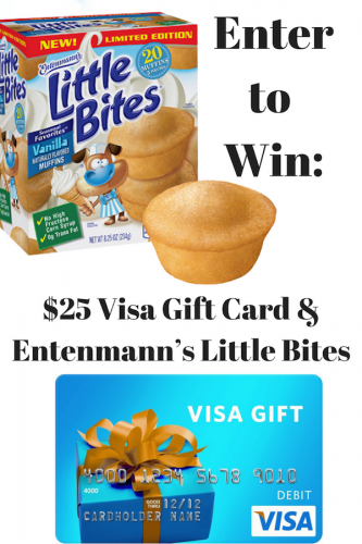 Limited Edition Entenmann's® Little Bites® Vanilla Muffins & the Father's Day Sweepstakes #sponsored #LoveLittleBites