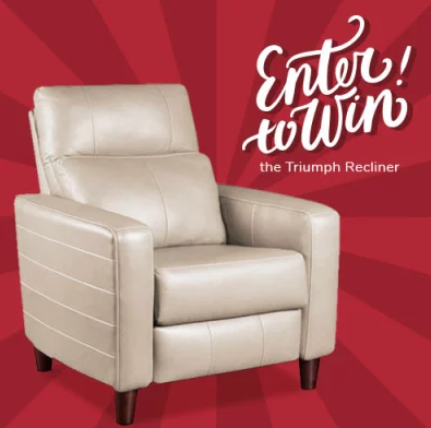 Southern Motion Leather Recliner Giveaway (Ends 7/30)