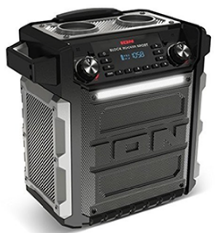 All-Weather Rechargeable Speaker Radio Giveaway (Ends 7/31)
