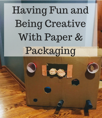 Having Fun and Being Creative with Paper & Packaging