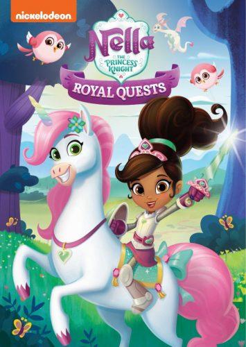 """Nella the Princess Knight: Royal Quests"" DVD"