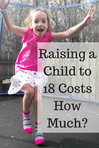 Raising a Child to 18 Costs How Much?