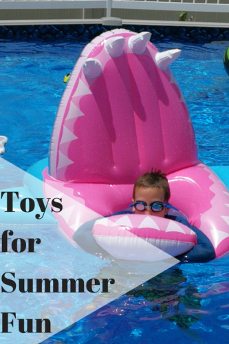 Toys for Summer Fun