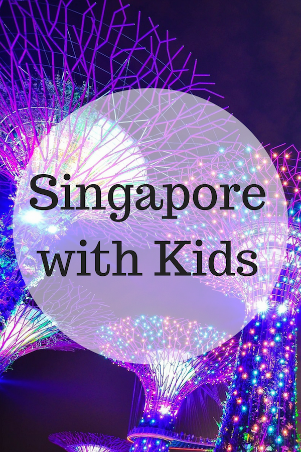 Singapore with Kids: The Best Places to Entertain Tots in the Lion City