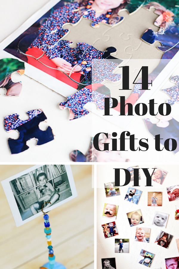 14 Photo Gifts to DIY
