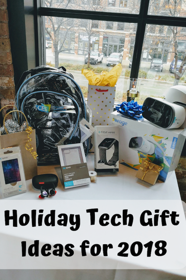 Holiday Tech Gift Ideas for 2018