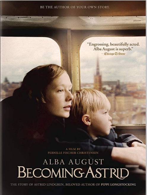Checking Out Pippi Longstocking From >> Becoming Astrid The Author Of Pippi Longstocking Mom And More