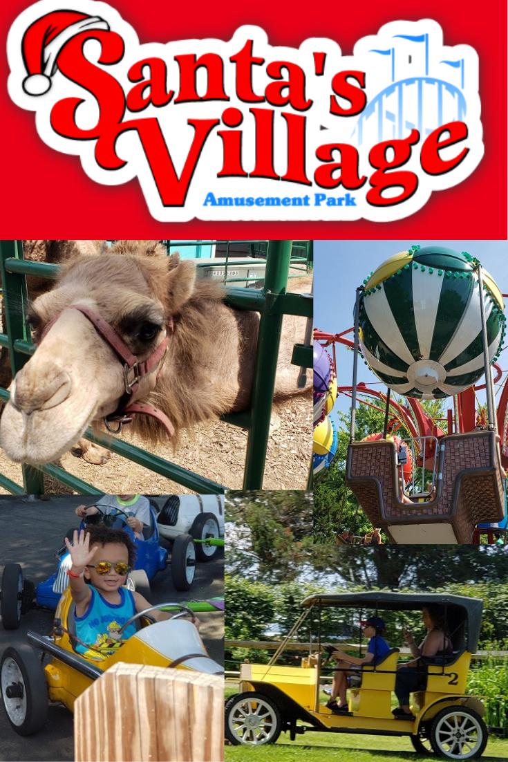 10 Reasons to Check Out Santa's Village Amusement Park