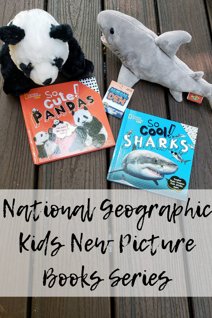 National Geographic Kids New Picture Books Series