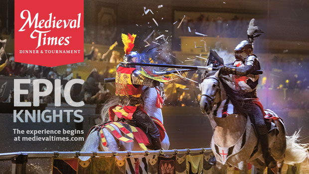 Celebrate the Holidays With Medieval Times Dinner & Tournament #MTCelebrate