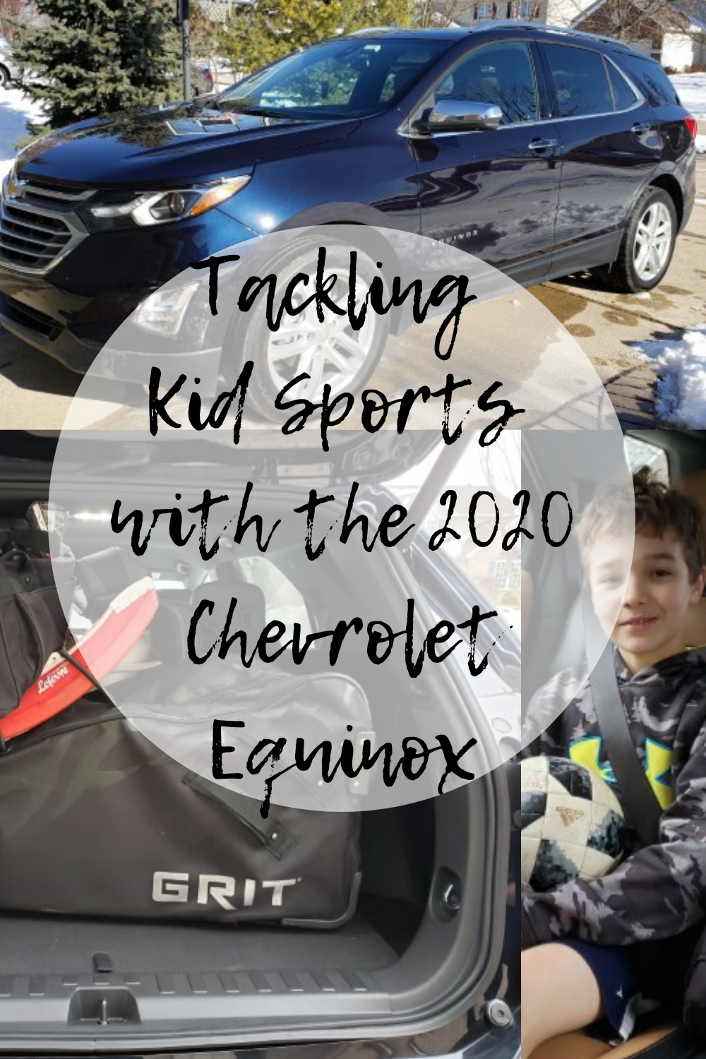 Tackling Kid Sports with the 2020 Chevrolet Equinox