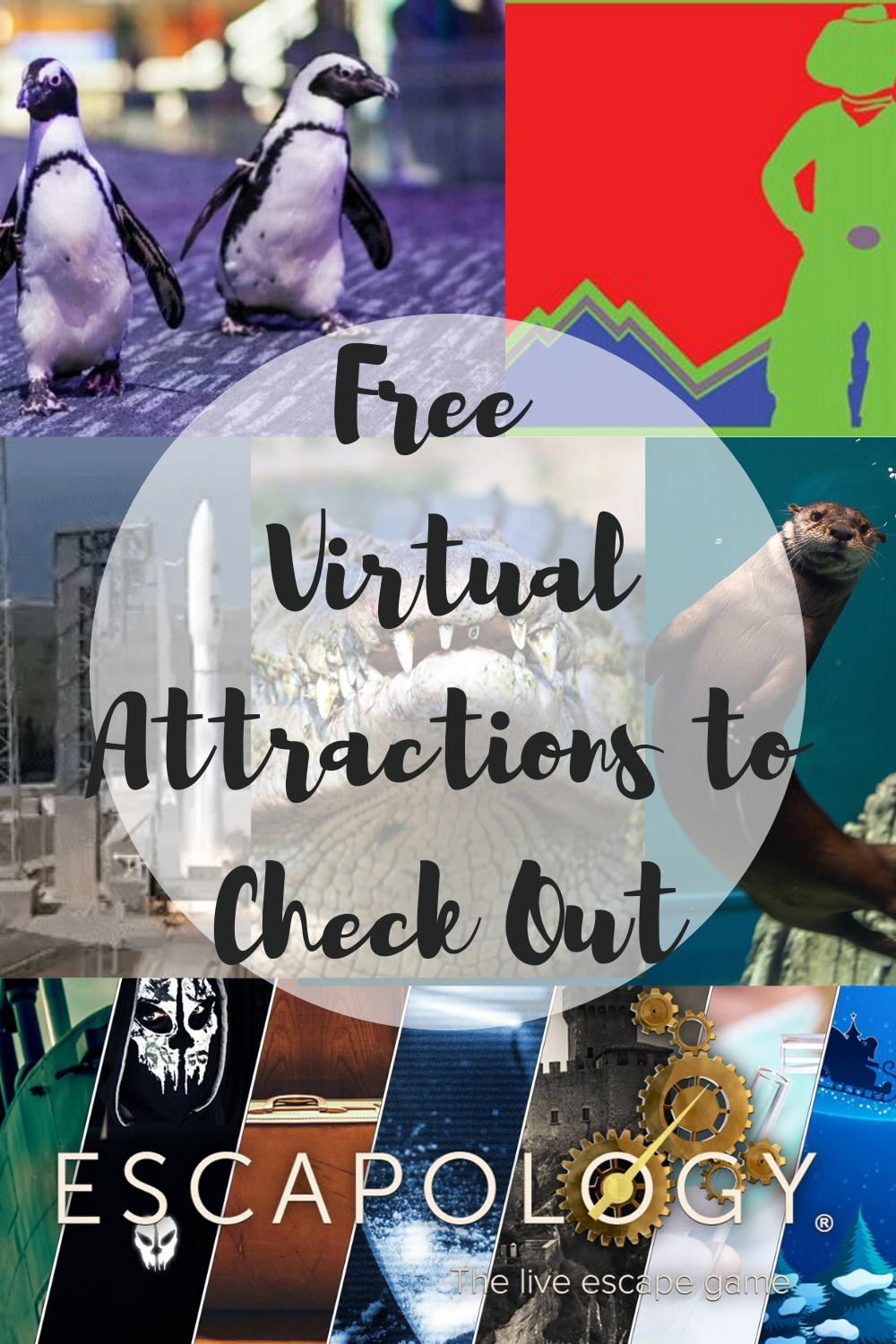 Free Virtual Attractions to Check Out
