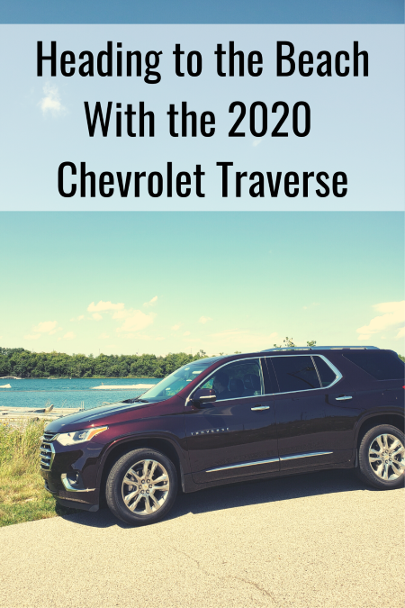 Heading to the Beach With the 2020 Chevrolet Traverse