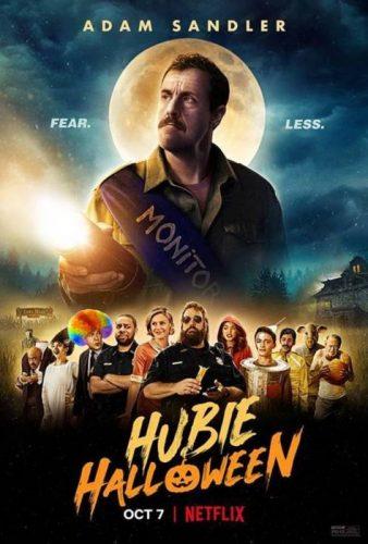 New Adam Sandler Halloween Movie – Hubie Halloween (Netflix) – Watch the Trailer #HubieHalloween