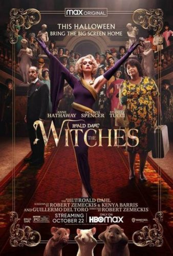 Roald Dahl's The Witches – Watch the New Trailer #TheWitchesMovie