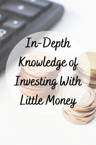 In-Depth Knowledge of Investing With Little Money