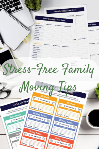Stress-Free Family Moving Tips to Make Your Life Easier