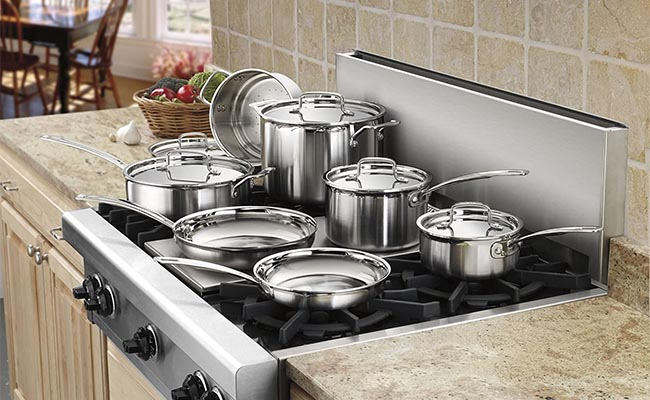 Cuisinart Cookware Giveaway (Ends 8/18)
