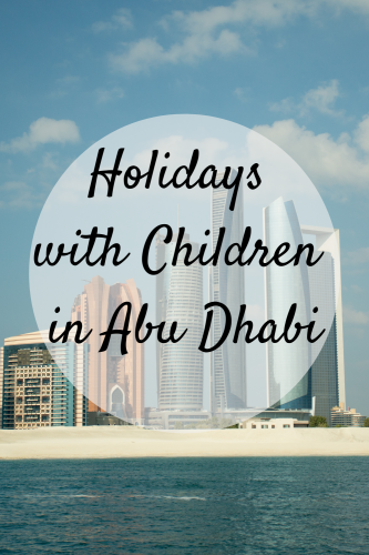 Holidays with Children in Abu Dhabi