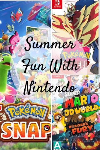 Summer Fun With Nintendo