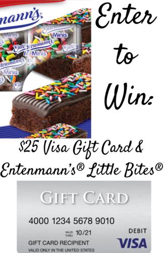 Entenmann's® Minis Sprinkled Iced Brownies & Sprinklefest (& Giveaway Ends 8/16)